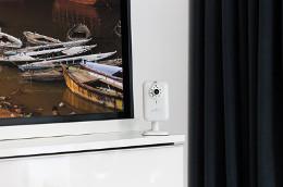 1 assurance incendie = 1 caméra de surveillance gratuite